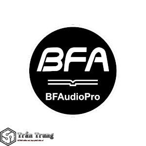 Phần mềm vang số BF Audiio