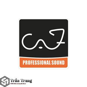 Phần mềm vang số CAF - Logo cong