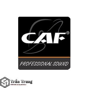 Phần mềm vang số CAF - Logo thẳng
