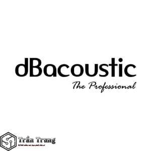 Phần mềm vang số dB Acoustic