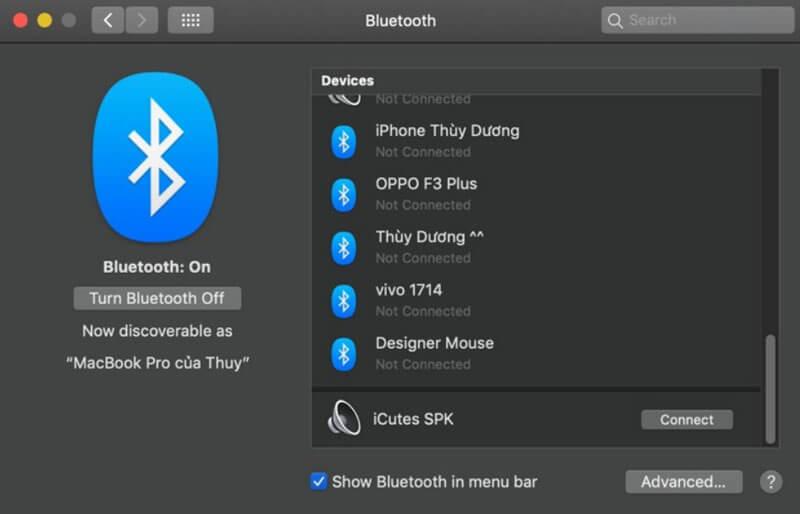 Cách kết nối Loa Bluetooth với máy tính (PC)