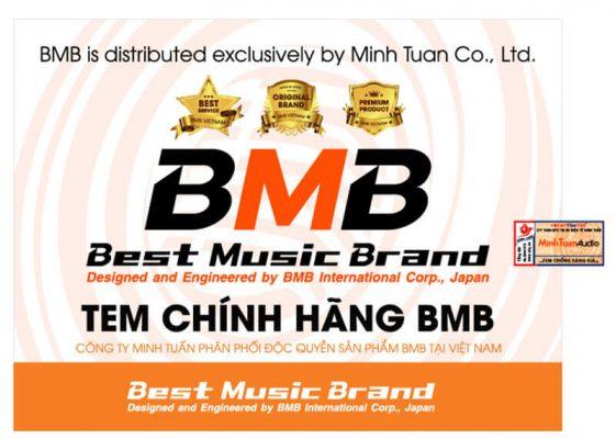 Thương hiệu BMB