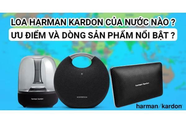 Thương hiệu Harman International
