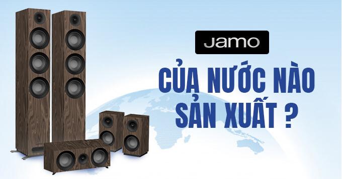 Thương hiệu Jamo
