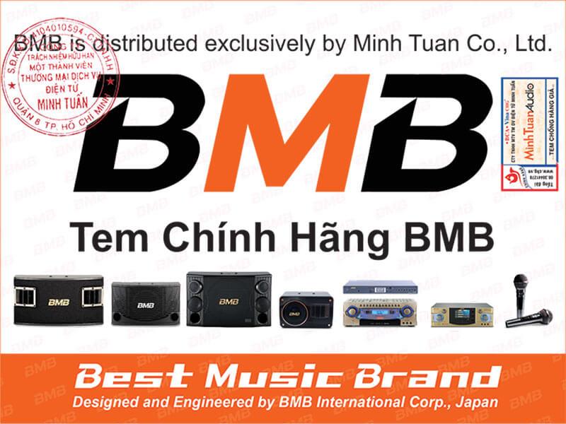 Tem chính hãng BMB
