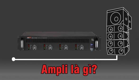 Amplifer là gì