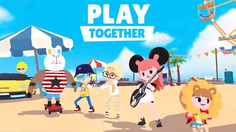 Choi Game Play Together