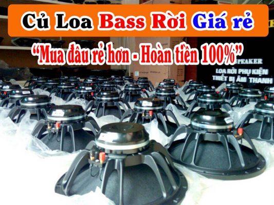 Loa bass 40 công suất bao nhiêu