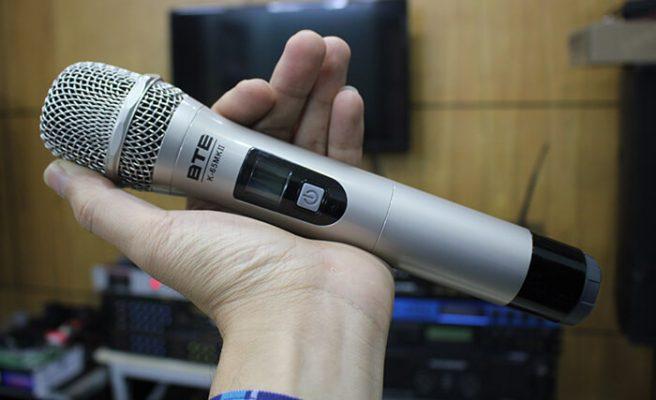 Micro không nói được do mic bị hỏng