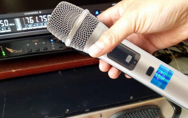 Tại sao mic không nói được, không lên tiếng- do volume bị chỉnh về 0