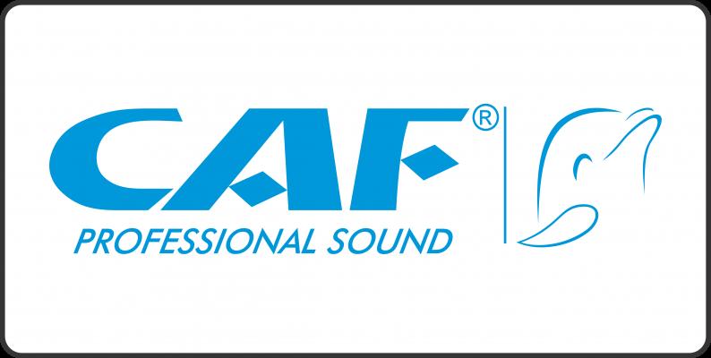 Logo CAF Audio